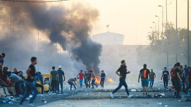 Irak'ta bilanço ağır