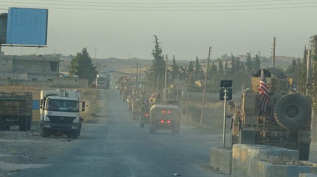 Yerel kaynaklar: ABD askerleri Türkiye sınırından çekilmeye başladı