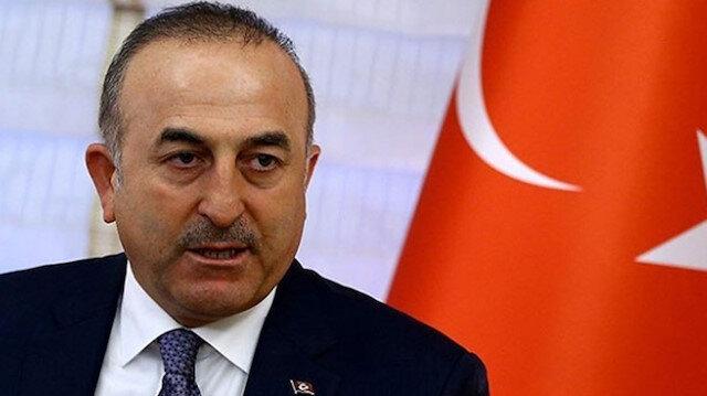 Dışişleri Bakanı Çavuşoğlu'ndan 'operasyon' açıklaması