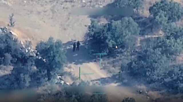 Kandil'e nokta atışı: Operasyonda kırmızı kategorideki terörist hedef alındı