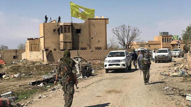 Terör örgütü YPG/PKK'dan ABD'ye suçlama: Sözünü tutmadın