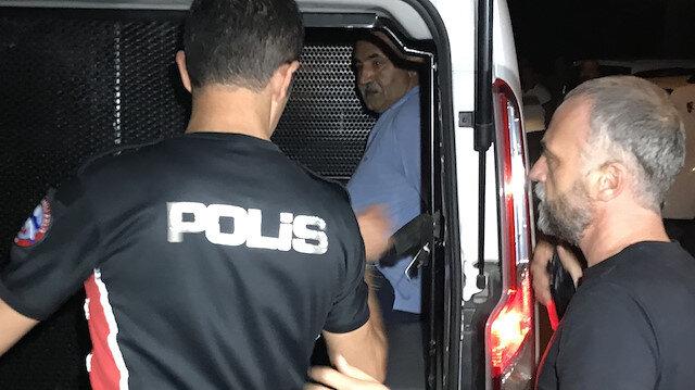 Antalya'da cinayet: Komşusunu silahla vurarak öldüren zanlı gözaltına alındı