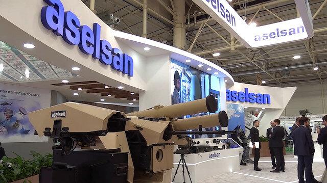 Türk savunma sanayi ürünleri Ukraynada görücüye çıktı
