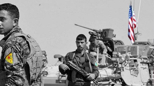 ABD'nin son iki yılda terör örgütü YPG'ye verdiği silahlar