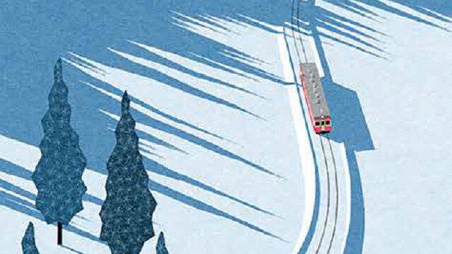 Soru mümkün kılar neden peşinden koşma hissi verir bir tren?