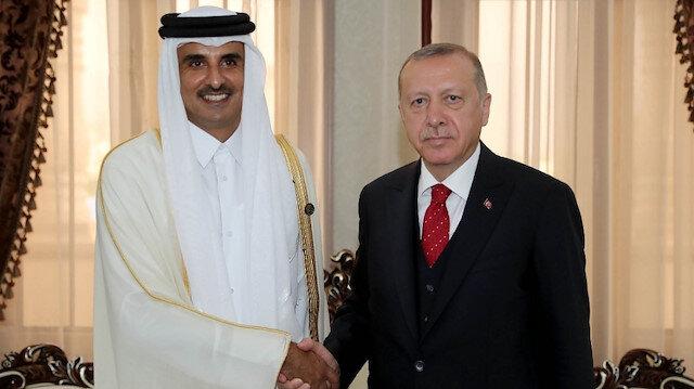Katar'dan Barış Pınarı Harekatı konusunda Türkiye'ye destek