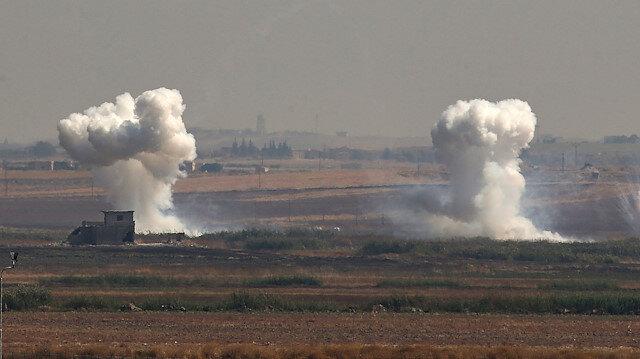 Barış Pınarı Harekatı kapsamında Tel Abyad'ın batısındaki 2 köy terörden arındırıldı