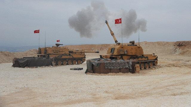 Barış Pınarı Harekatı'nda son durum: 5 PKK/YPG'li terörist etkisiz hale getirildi