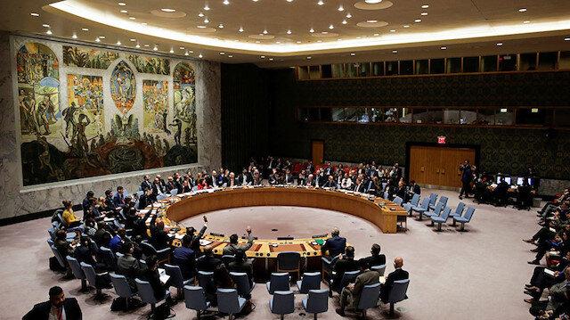 BM Güvenlik Konseyi'ndeki Barış Pınarı Harekatı'nın kınaması teklifine ABD ve Rusya onay vermedi