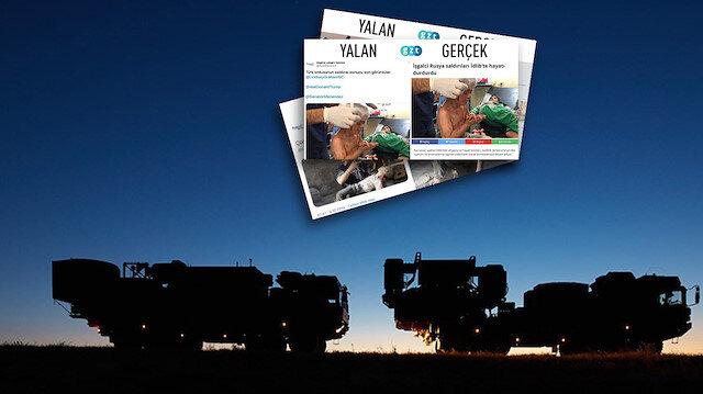 Barış Pınarı'nda PKK'nın 'fotoğraf yalanı' ortaya çıktı