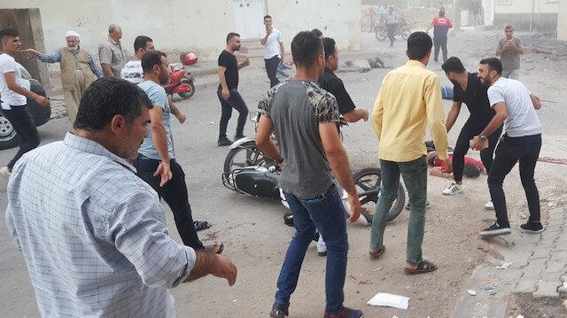 YPG/PKK'lı teröristlerden Nusaybin'e havanlı saldırı: 8 şehit 35 yaralı