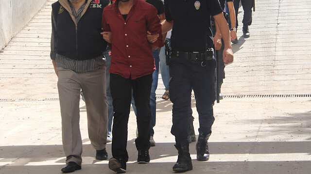 'Barış Pınarı Harekatı' ile ilgili yayınlara 11 gözaltı: Şüphelilerin sorguları sürüyor