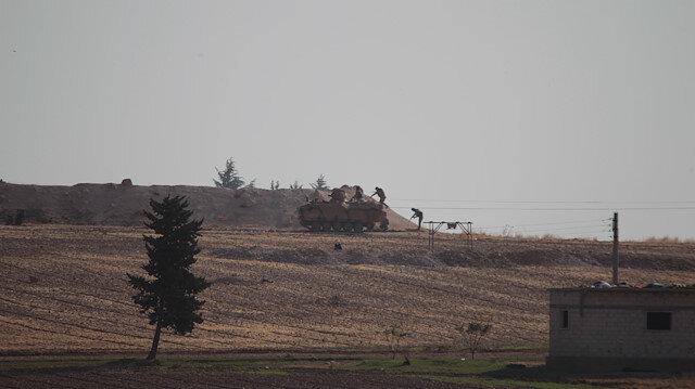 Tel Abyad'da kontrol sağlandı