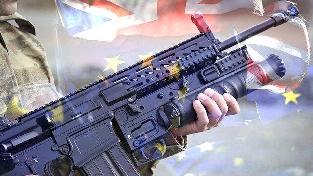 AB'den silah ambargosunda çifte standart
