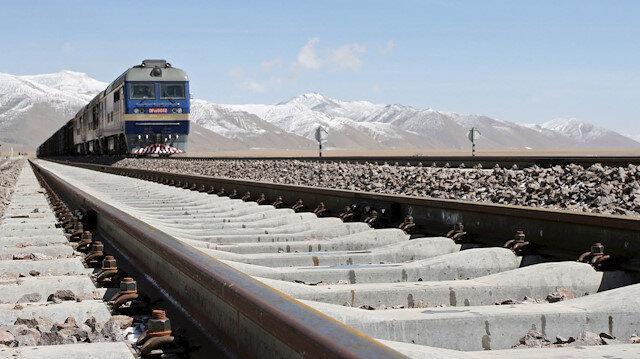 Tarihe geçecek tren yola çıktı: 5 Kasım'da Türkiye'ye ulaşacak