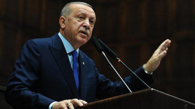 Cumhurbaşkanı Recep Tayyip Erdoğan: Olsa olsa kınama yapabilirler
