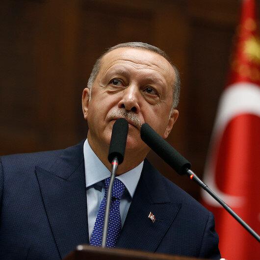 Cumhurbaşkanı Erdoğan: Griezmanna bir şey yapabildiler mi?