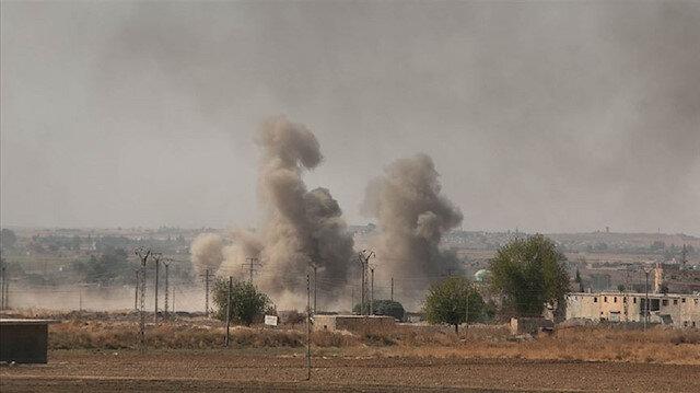 Barış Pınarı'nda etkisiz hale getirilen PKK/YPG'li terörist sayısı 637'ye yükseldi