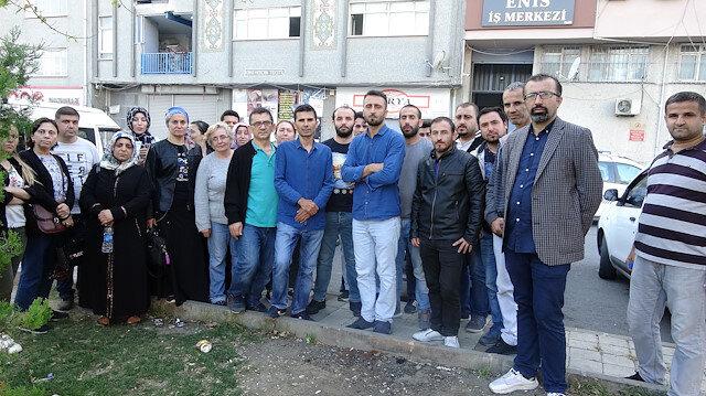 Sultangazi'de işçilerin maaşını ödemeyen patron kayıplara karıştı