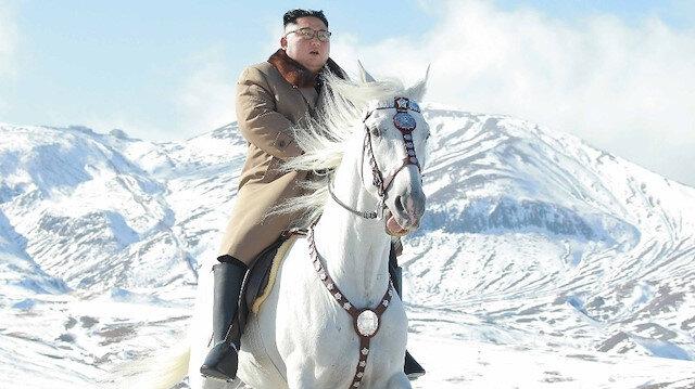 Kuzey Kore'nin en yüksek dağından açıklama: ABD yaptırımlarıyla mücadele edeceğiz
