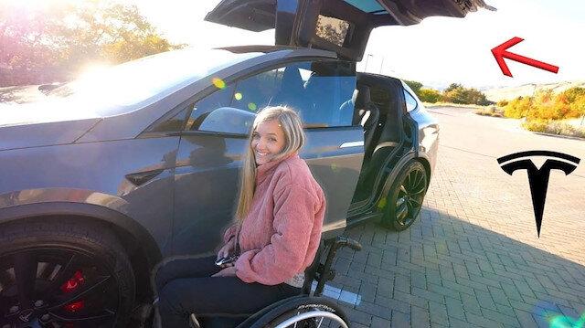 Tesla Akıllı Çağırma özelliği tekerlekli sandalye kullananlar için faydalarını kanıtladı