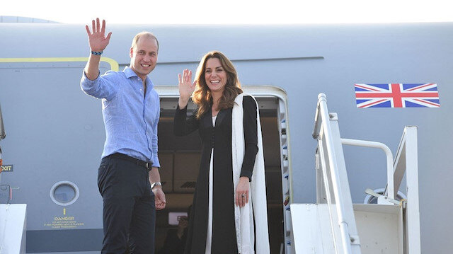 Prens William ile Kate Middleton ölümden döndü