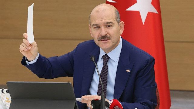 Bakan Soylu açıkladı: Bu sabah 41 DEAŞ'lı daha yakalandı