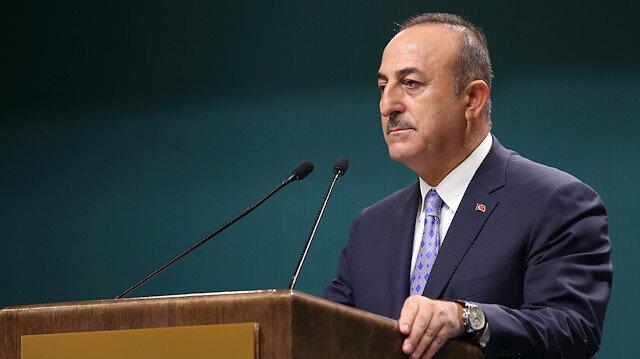 Dışişleri Bakanı Mevlüt Çavuşoğlu: Barış Pınarı Harekatı ile büyük bir oyunu bozduk