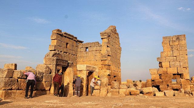 Askeri yerleşim olarak kullanılıyordu kazılarda bulundu:  3 bin yıllık olduğu ortaya çıktı