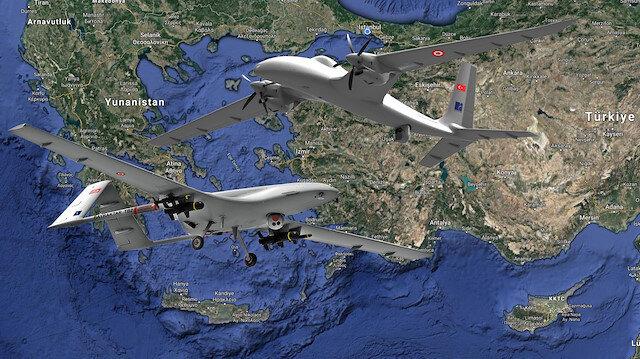 İHA ve SİHA'lı Türkiye karşısında çaresiz kalan Yunanistan İsrail ile masaya oturdu: 3 adet HERON sistemi kiralayacak