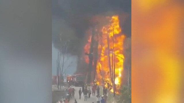 Endonezyada patlama: 1 ölü