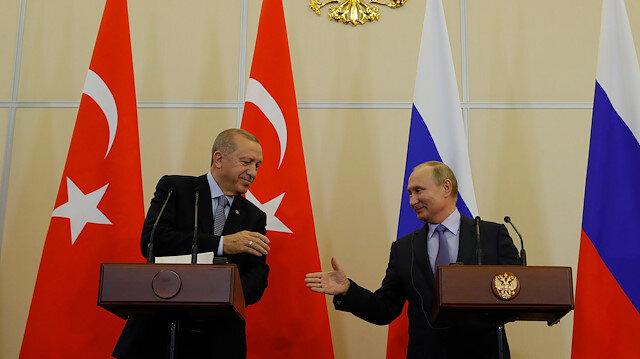 Rusya ile 10 maddelik Suriye mutabakatı: YPG/PKK 150 saat içinde çekilecek