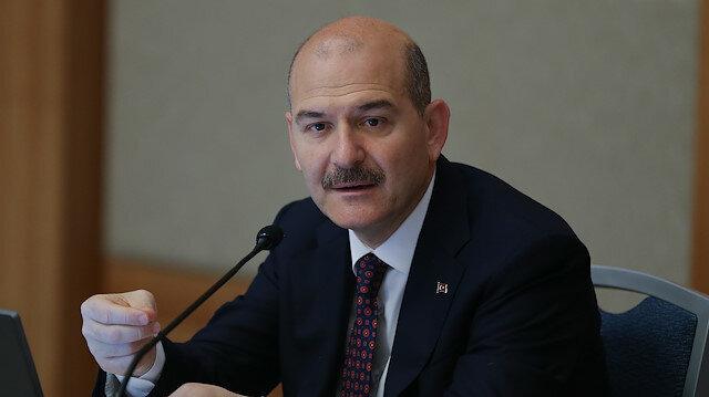 İçişleri Bakanı Soylu: Örgüte katılım sayısı 2018'de 136, bu yıl da şu ana kadar 89 kişi
