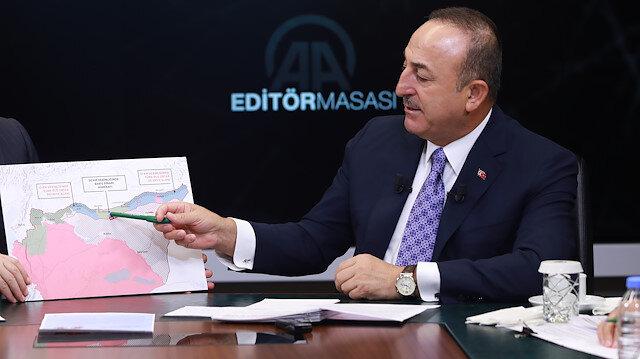 Dışişleri Bakanı Çavuşoğlu: ABD ve Rusya ile mutabakatlar siyasi başarı olarak tarihe geçti