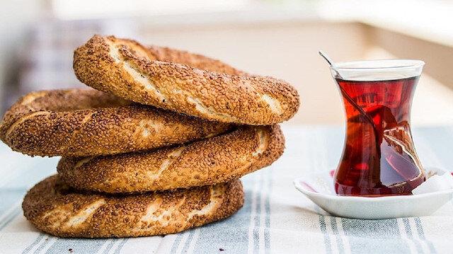 Simit Oxford sözlüğüne girdi: Türkiye menşeli pekmeze bulanmış susamla kaplı bir tür ekmek.