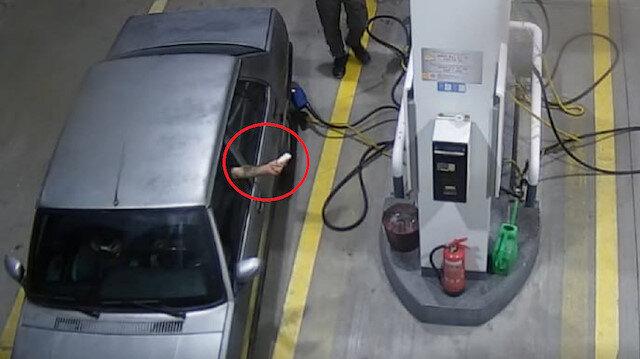 Ankara'da 10 günde 5 araç çalan hırsızları koldaki dövme yakalattı