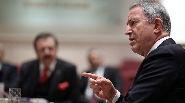 Hulusi Akar: Türkiye-Rusya ortak devriyeleri önümüzdeki günlerde başlıyor