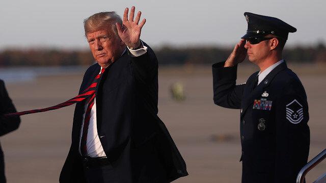Trump'a azil soruşturmasına yönelik Kongre'deki ilk oylama için geri sayıma geçildi