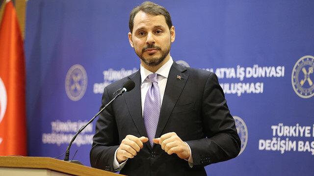 Bakan Albayrak'tan iş dünyasına müjde: İstihdam için 3 kamu bankası kredi paketi hazırlıyor