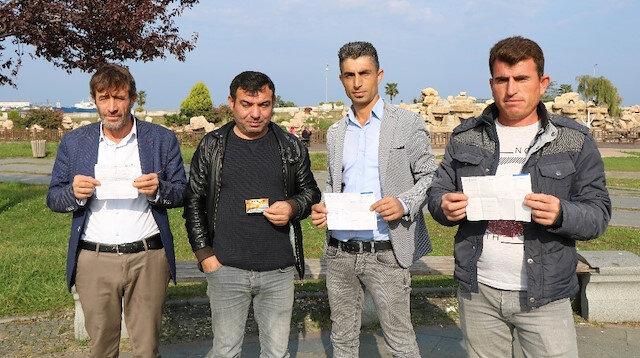 Samsun'un Asarcık ilçesinde 110 kişi iş vaadiyle dolandırıldı