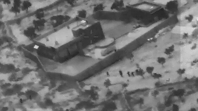 DEAŞ elebaşı Ebubekir El Bağdadi'nin öldürüldüğü görüntüler yayınlandı