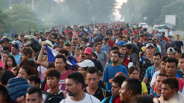 ABD'de tartışılacak karar: 2020'de 18 bin mülteci alacaklar
