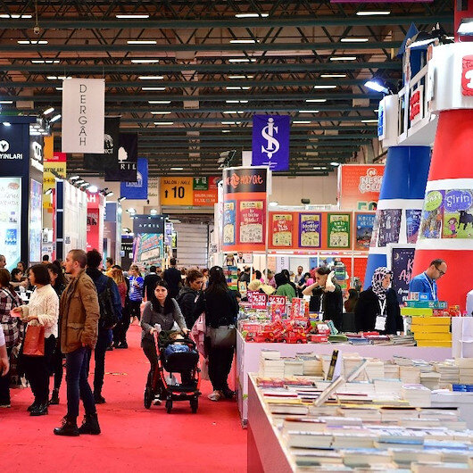 Turkey's largest international book fair kicks off in Istanbul