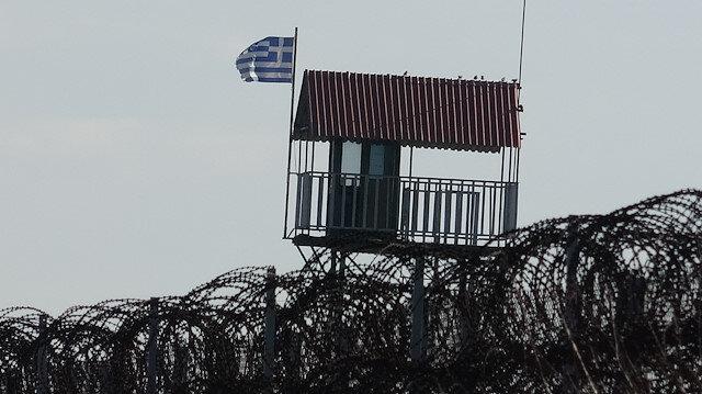 Yunan askerleri göçmenleri dövüp Türkiye'ye gönderiyor