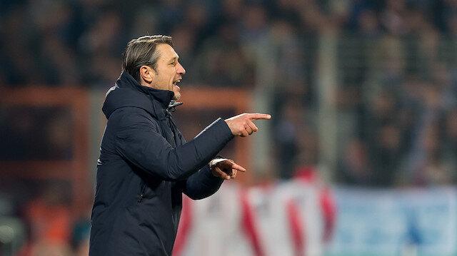Bayern Münih Niko Kovac ile yollarını ayırdı