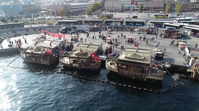 Eminönü'ndeki balıkçıların itirazına mahkemeden ret: Yürütmenin durdurulmasına hükmedilmişti