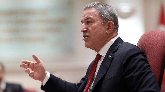 Milli Savunma Bakanı Hulusi Akar: Yakında yeni bilgiler açıklayacağız