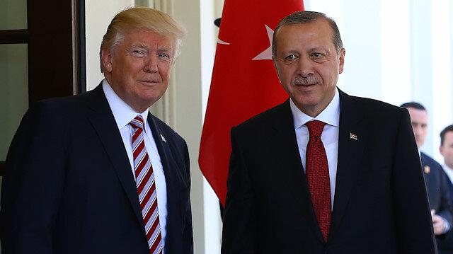 Cumhurbaşkanı Erdoğan, Trump ile telefonda görüştü: ABD ziyareti netleşti