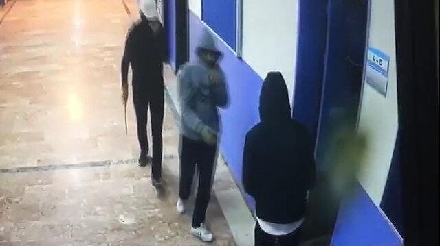 Okuldan dizüstü bilgisayarları çalan hırsızlar tutuksuz yargılanacak
