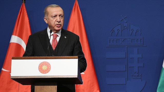 Cumhurbaşkanı Erdoğan: ABD ve Rusya teröristleri çıkaramadı